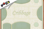 Can you create a Cribbage masterpiece by making a quadruple run? Play Cribbage for free online at EA's Pogo.