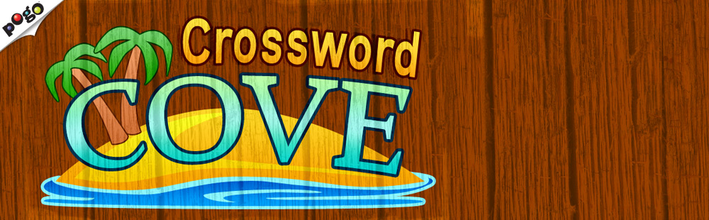 Crossword Cove on Pogo