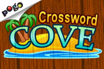 Crossword Cove is a fun word game that brings you sun and sand any time of the year--play it free online at Pogo!