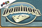 In this classic game of Dominoes, match pieces with the same number of dots to block your opponent and clear the board.