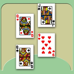 Euchre on Pogo - Order up a classic game of Euchre and put your card skills to the test! Play online for free at EA's Pogo. - logo