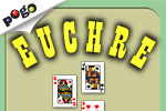 Order up a classic game of Euchre and put your card skills to the test! Play online for free at EA's Pogo.