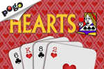 Shoot for the moon and break some hearts in this fun online version of the classic card game: Hearts!