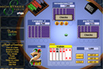 Screenshot of High Stakes Poker on Pogo