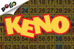 Play your lucky numbers with Keno on Pogo.com today! You can't beat these odds!