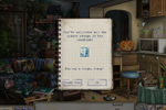 Screenshot of Letters from Nowhere Online