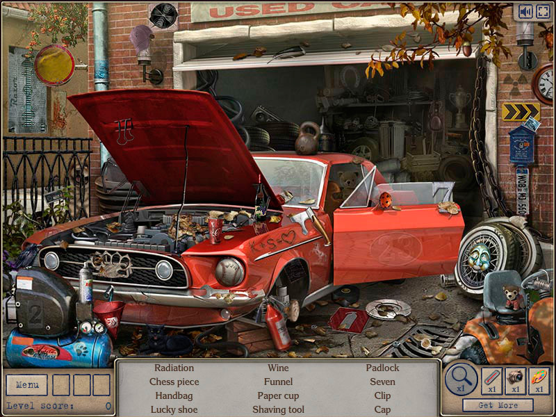 Letters from Nowhere Online screen shot