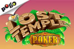 Go on an epic quest with Lost Temple Poker. Play multi-hand online poker and help Tex Carter uncover lost treasures.