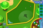 Screenshot of Mini Golf Madness on Pogo