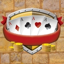 Payday FreeCell on Pogo - logo