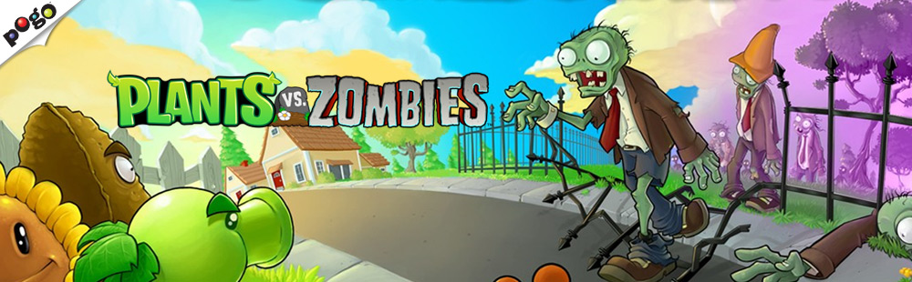 Plants vs. Zombies on Pogo
