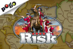 Battle for world domination with every roll of the dice in RISK Online. Establish your military objectives, lead your army, and rule the world!