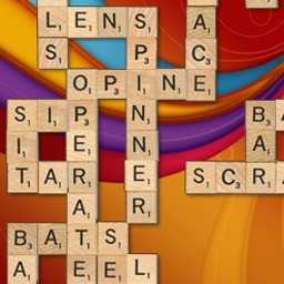 SCRABBLE Online - Play SCRABBLE, America's favorite word game, for free online! Choose your own play mode and skill level. Every word's a winner in the SCRABBLE game! - logo
