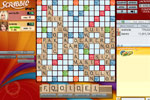 Screenshot of SCRABBLE Online