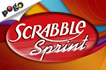 Tick, tock, beat the clock! Use all of your letters before time runs out in the SCRABBLE Sprint Online game!