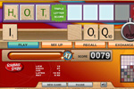 Screenshot of SCRABBLE Sprint Online