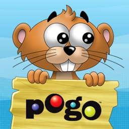 Pogo™ Games - We've teamed up with EA's Pogo™ to bring you all the best FREE online games! Play SCRABBLE, MONOPOLY, Mahjong, Poppit and more - all for free! - logo