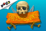 Raise the Jolly Roger and don't go down with the ship!  Aim and shoot coins in this seafaring puzzle game, Swashbucks!