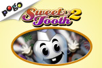 There's been an accident at the candy factory! Help Toothy clean it up in Sweet Tooth 2, a free match-3 game.
