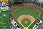 Screenshot of Top Down Baseball on Pogo