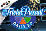 Exercise your brain with daily episodes of Trivial Pursuit Daily 20, the trivia game that will have you coming back for more!