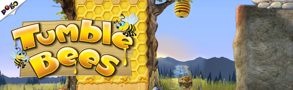 Tumble Bees on Pogo