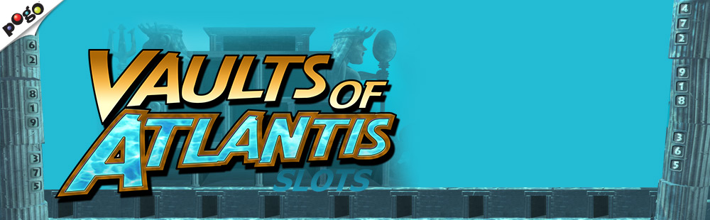 Vaults of Atlantis Slots on Pogo
