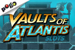Play the Vaults of Atlantis Slots online for free at EA's Pogo!
