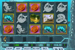 Screenshot of Vaults of Atlantis Slots on Pogo