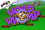 A witty word game like Word Whomp will make you go wild. Reach the carrot to enter the bonus round and score big!