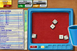 Screenshot of YAHTZEE Single Player