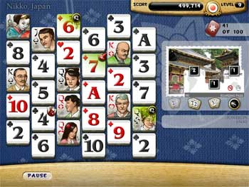 Poker Pop screen shot