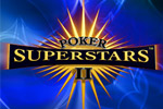 Square off against 15 of the world's top players in Poker Superstars 2!