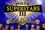 Beat 16 star players in new 'Challenges' mode in Poker Superstars III!