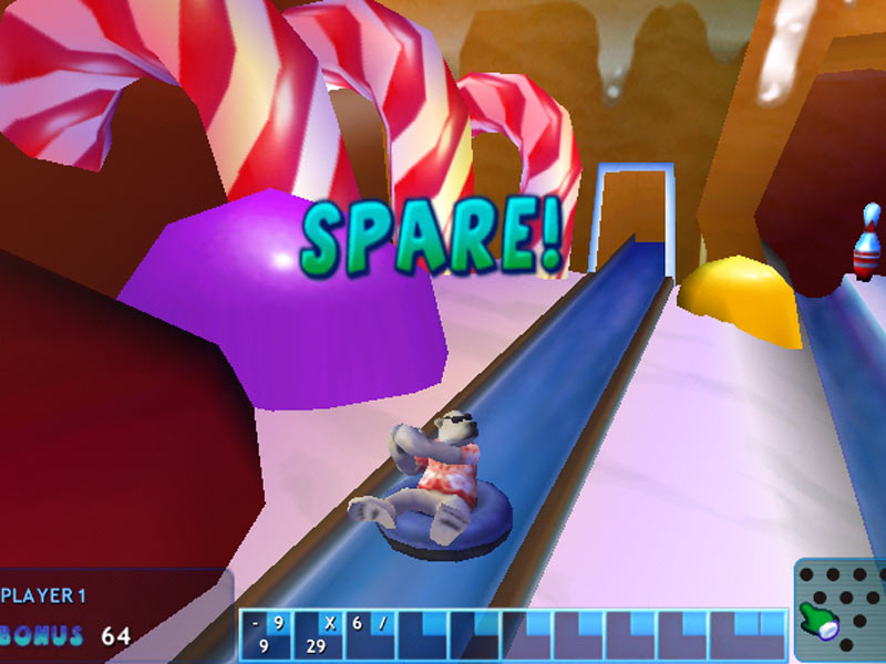 Polar Bowler (CLASSIC) screen shot