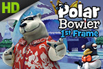 The polar bear you know and love is back and better than ever! Get ready to bundle up and bowl on your mobile device. Play Polar Bowler First Frame!