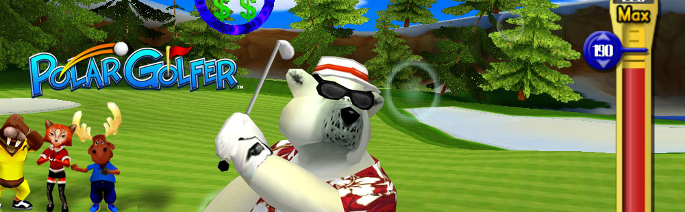 Polar Golfer