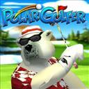 Polar Golfer - logo