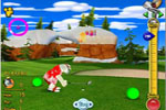 Screenshot of Polar Golfer