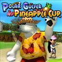 Polar Golfer Pineapple Cup - logo