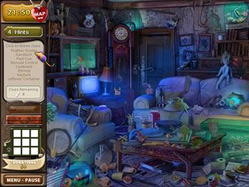 PJ Pride Pet Detective screen shot
