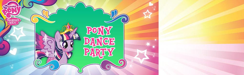 Pony Dance Party