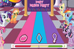 Screenshot of Pony Dance Party