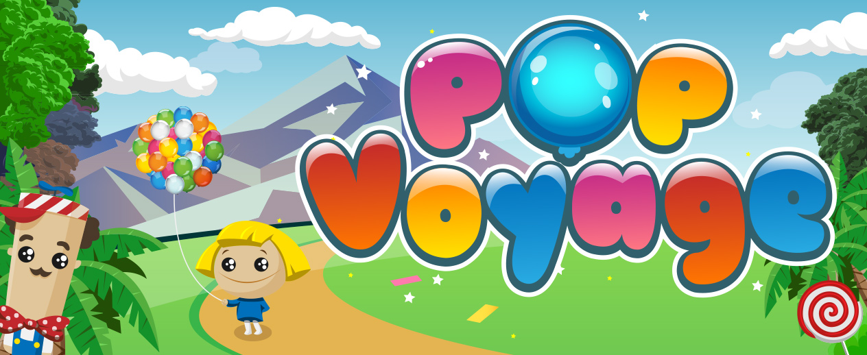 Pop Voyage - It's a treasure hunt!