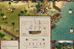 Screenshot of Port Royale 2