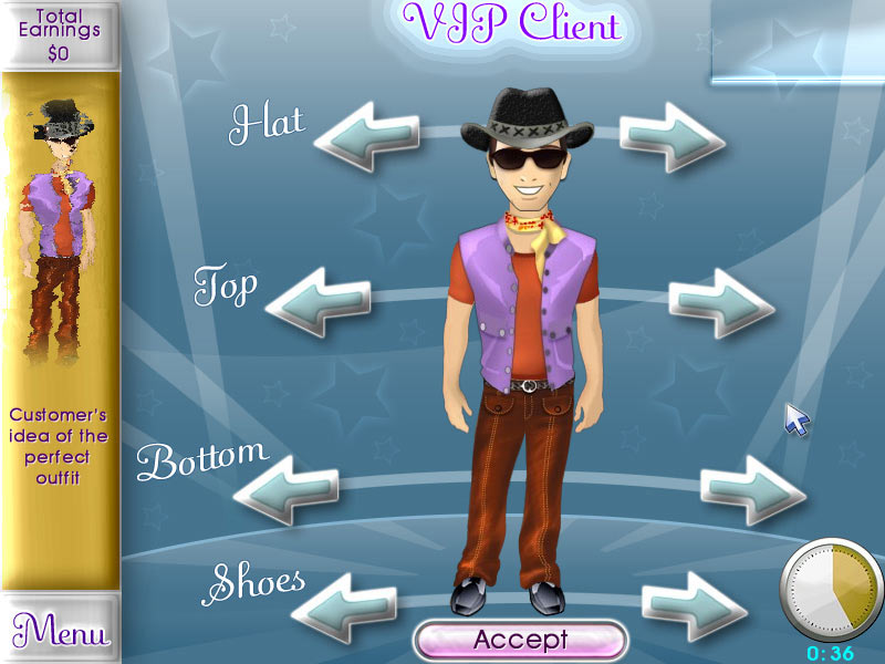 Posh Boutique screen shot