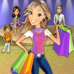 Posh Boutique 2 - Posh Boutique 2 features new stores, mini-games, outfits, and more! - logo