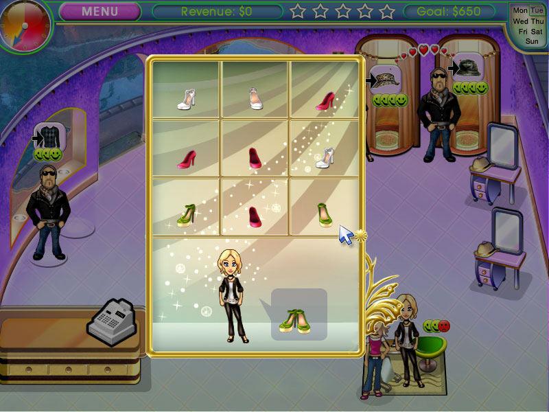 Posh Boutique 2 screen shot
