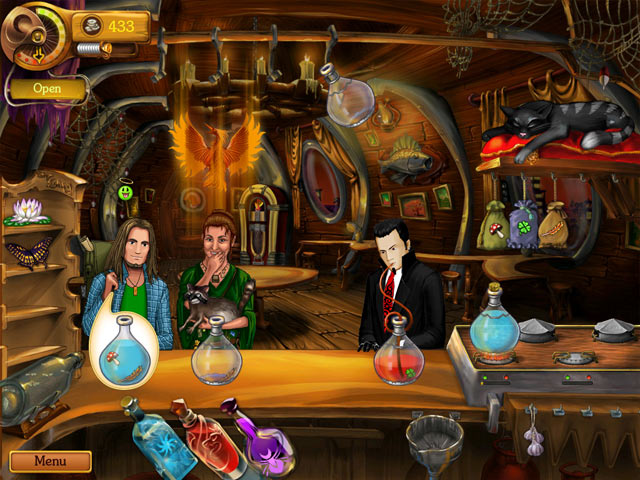 Potion Bar screen shot