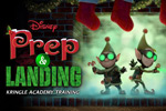 In Prep & Landing: Kringle Academy, join the elf elite and earn your Prep & Landing certification!